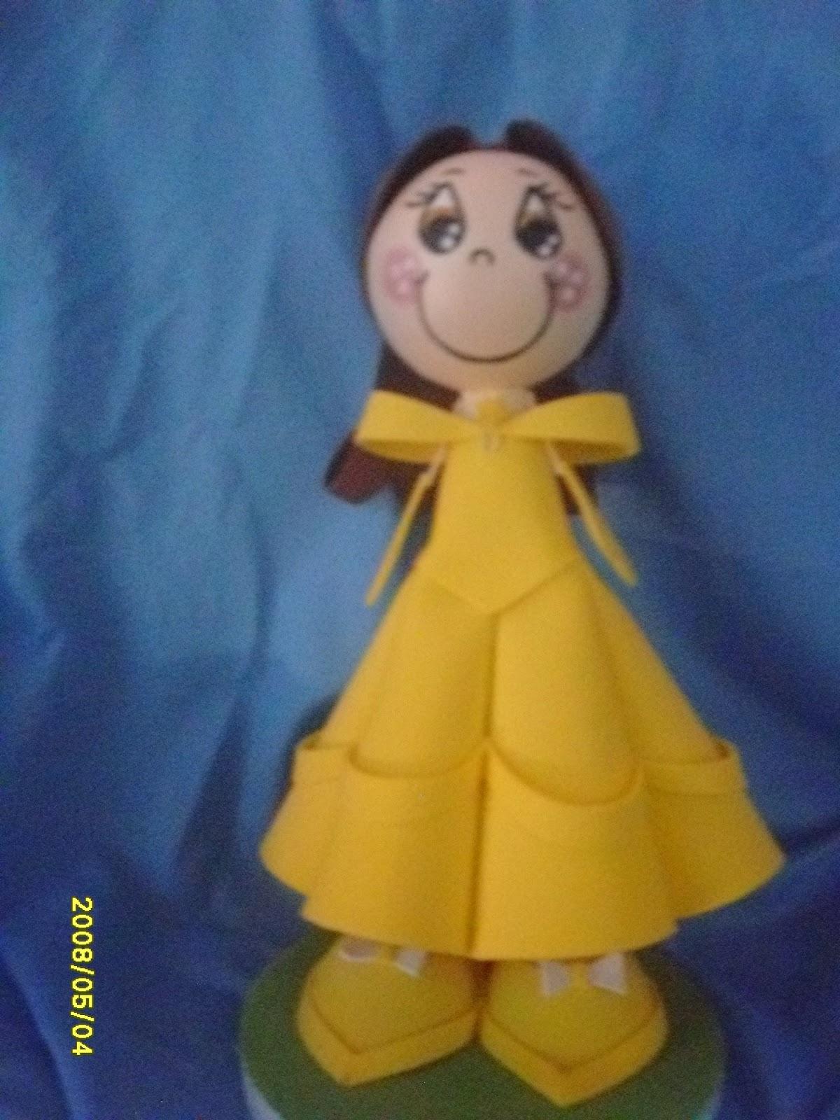 Mi fofucha Princesa Bella