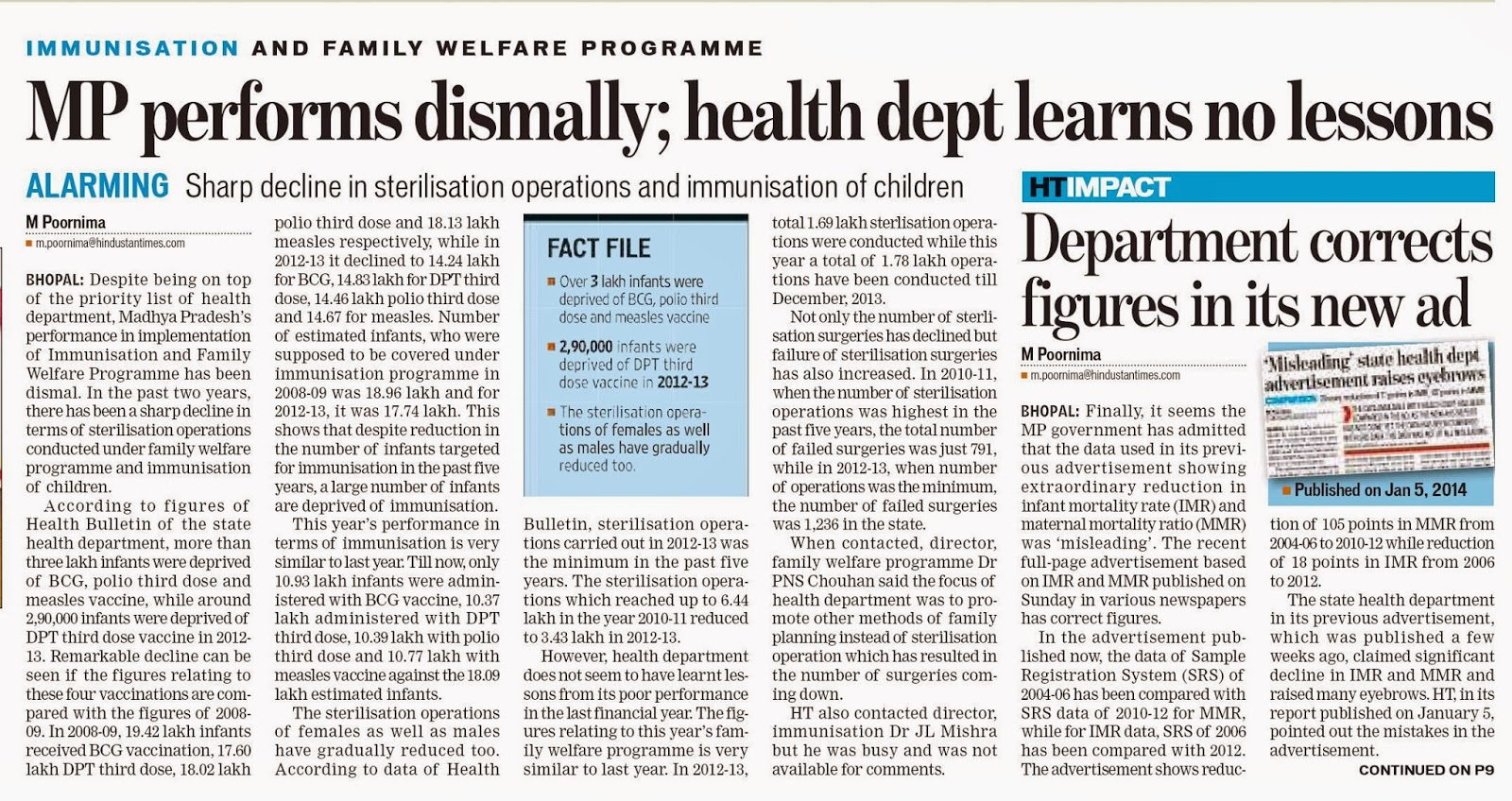 a paper on government program of welfare