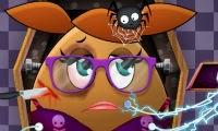Jugar a SEmergencia de Halloween de la chica Pou