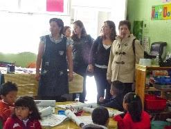 El mexiquense hoy mireya m ndez recorre jard n de ni os for Jardin 7 hermanos ecatepec