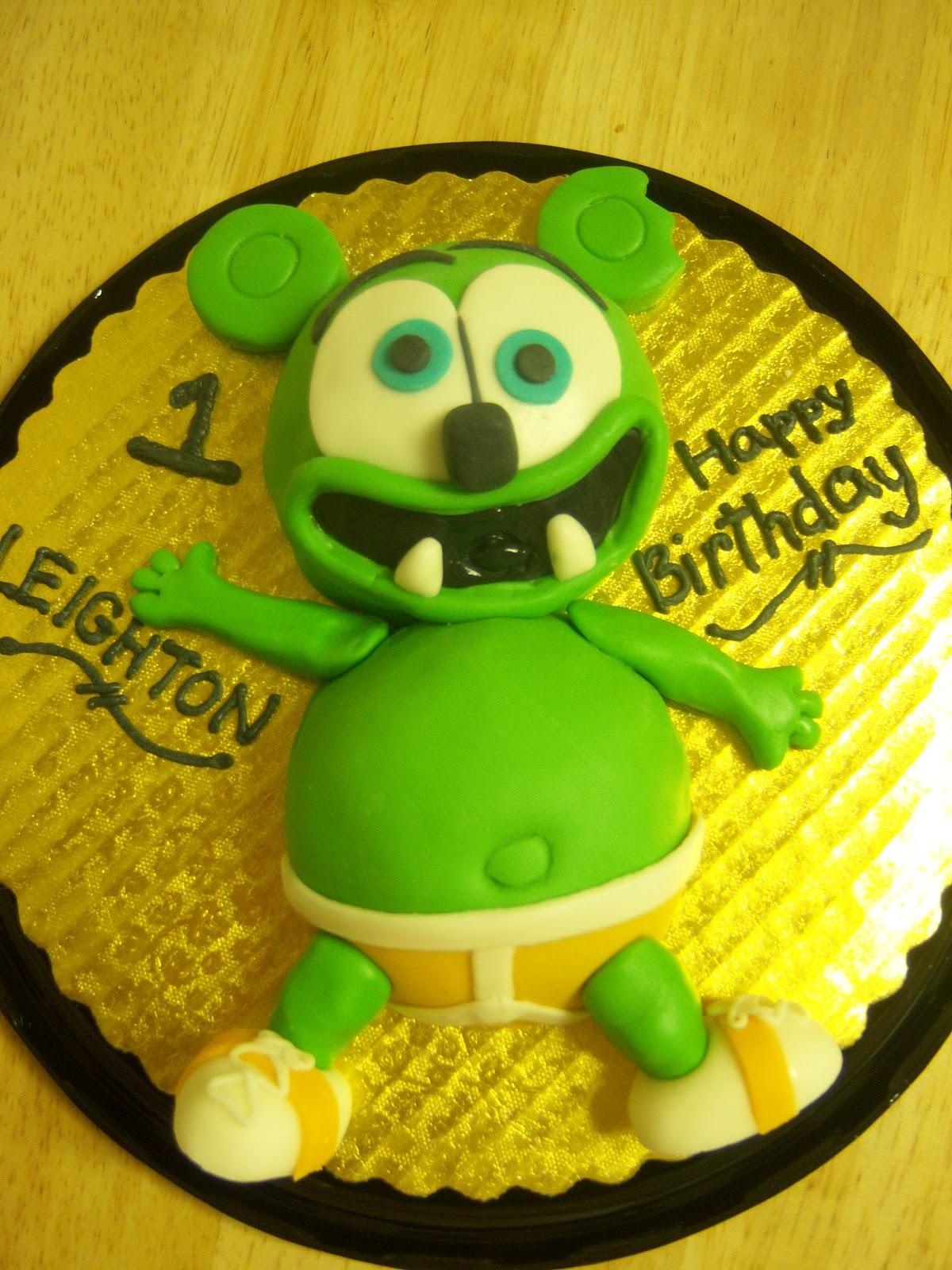 Creative Cakes By Angela Gummy Bear Birthday