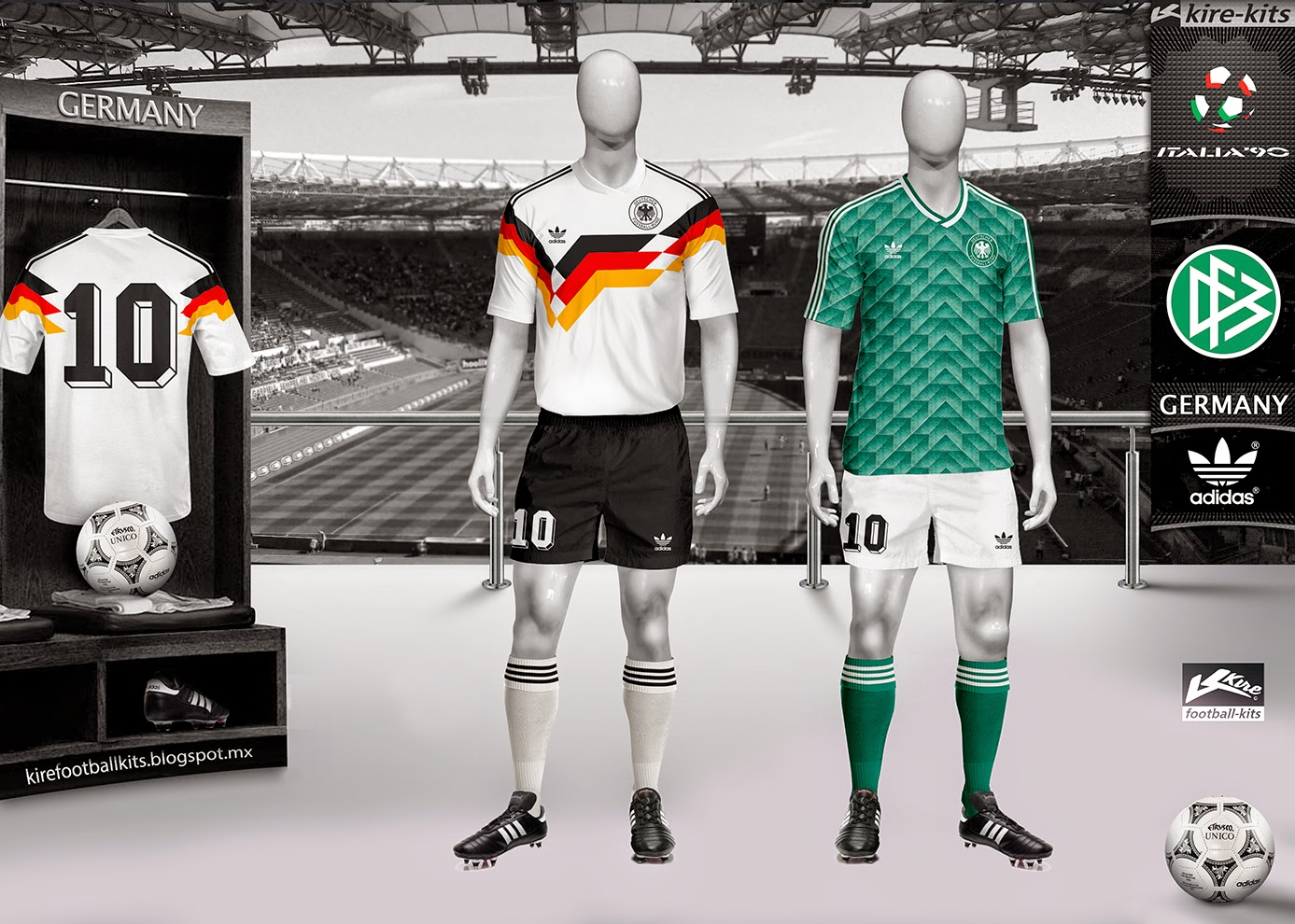 Germany+Home+and+Away+Kits+World+Cup+Ita