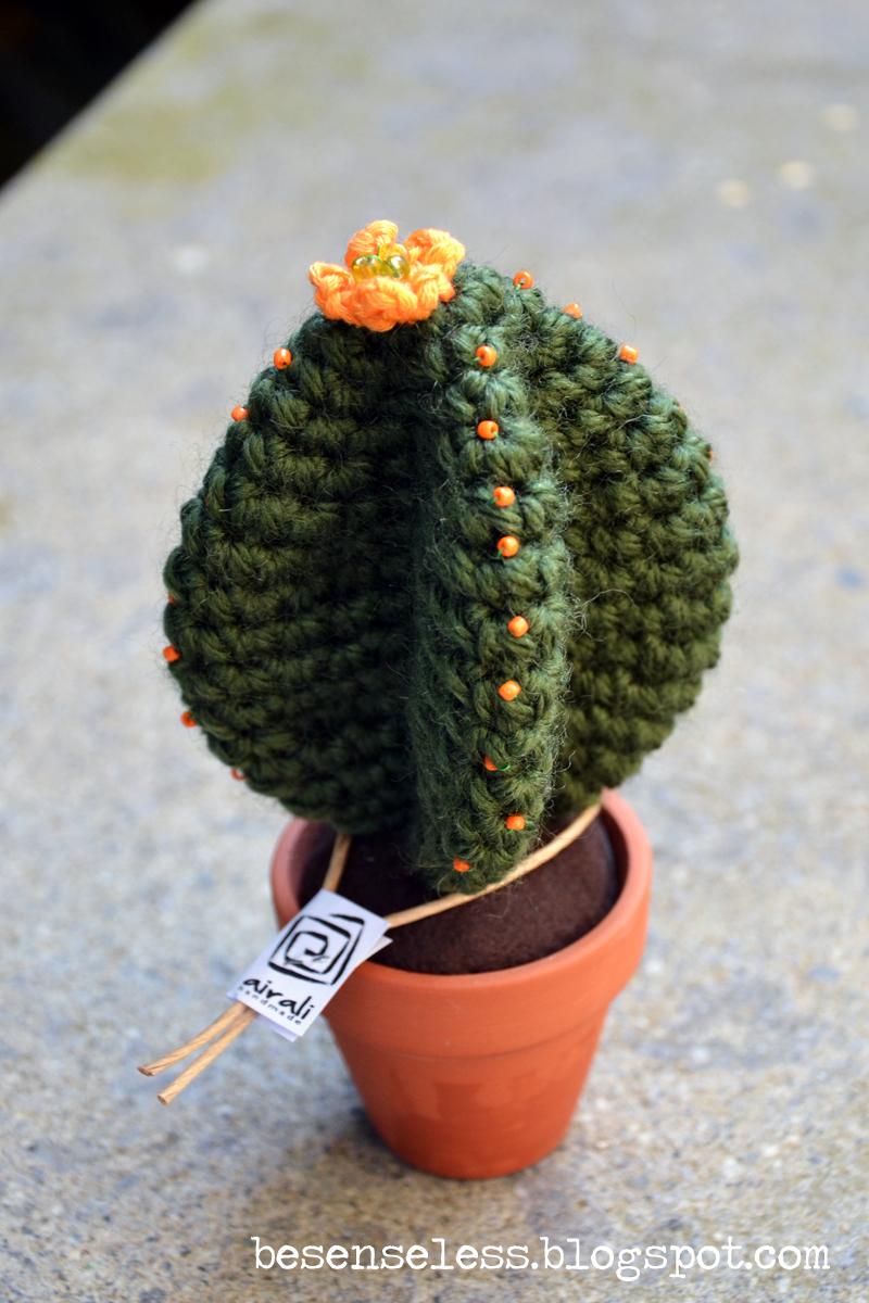 cactus amigurumi! Airali