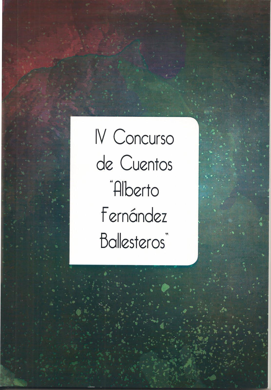 IV Concurso Cientos Alberto Fernández Ballesteros