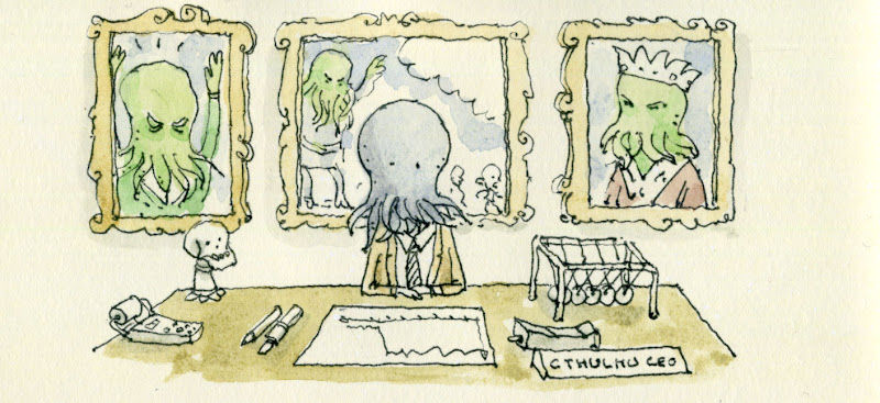 cthulhu at work