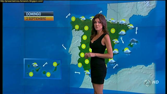Himar Gonzalez vestido negro