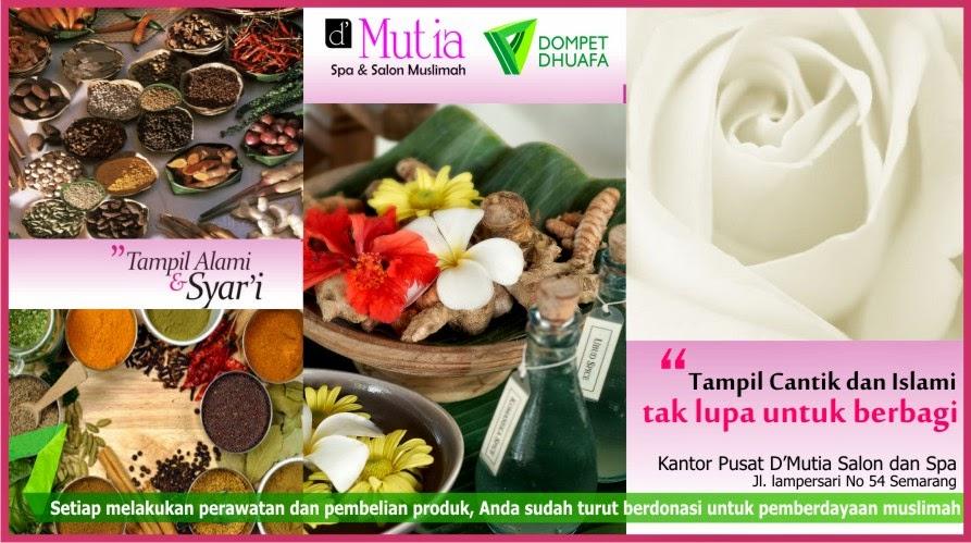 Mutia & Dompet Duafa