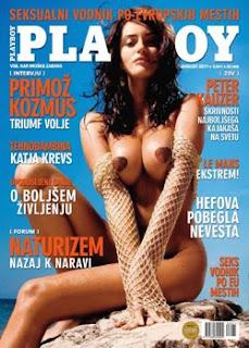 Baixar Revista Playboy Eslováquia Agosto 2011