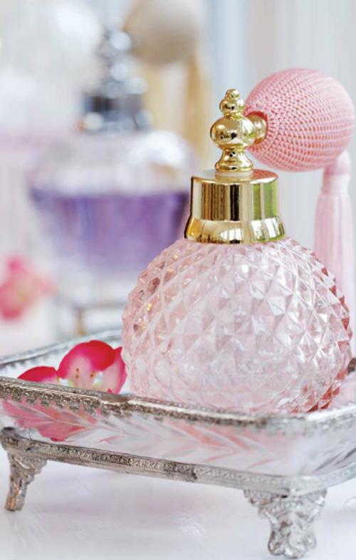 Cut+Glass+Perfume Lisbeth Dahl Spring Summer 2013