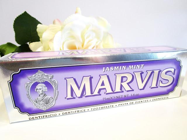 Pastas de dientes MARVIS