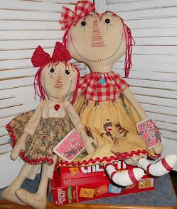 Dolls I Made