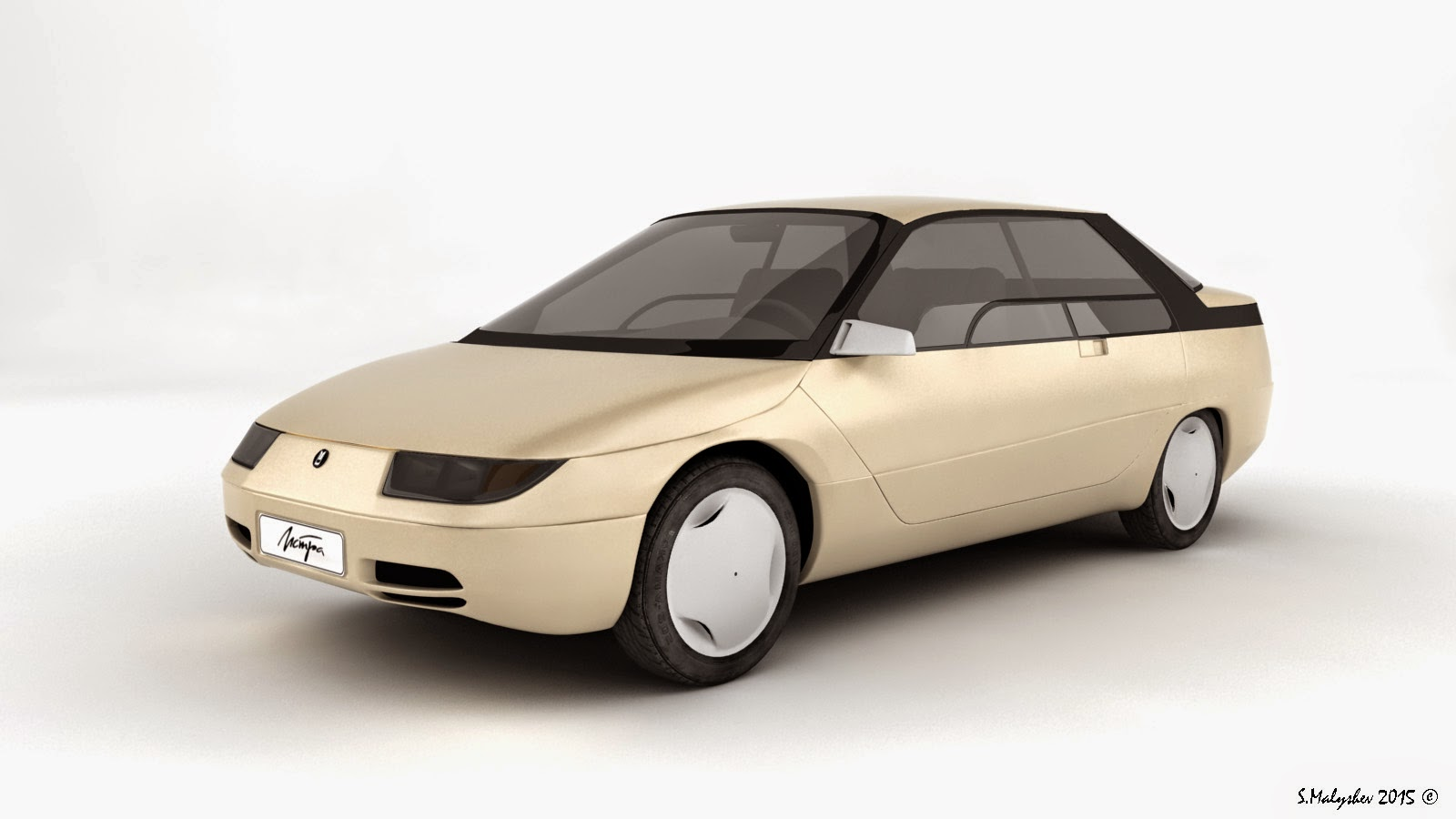 Virtual Car Prototypes Collection February 2015