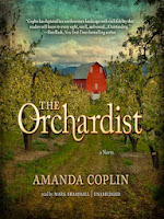 Cover of The Orchardist by Amanda Coplin