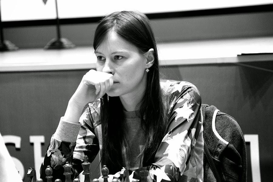 Campeonato del Mundo Femenino - Natalia Pogonina