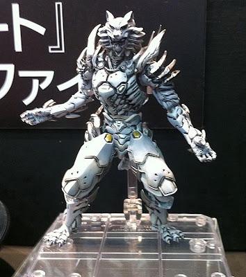 S.I.C Kiwami Tamashii Wolf Orphnoch