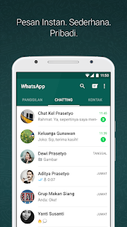 Download WhatsApp APK Update Terbaru