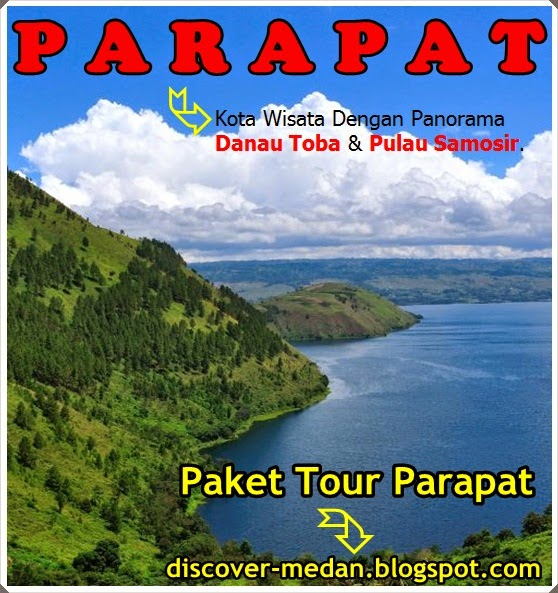 Paket Tour Medan-Parapat