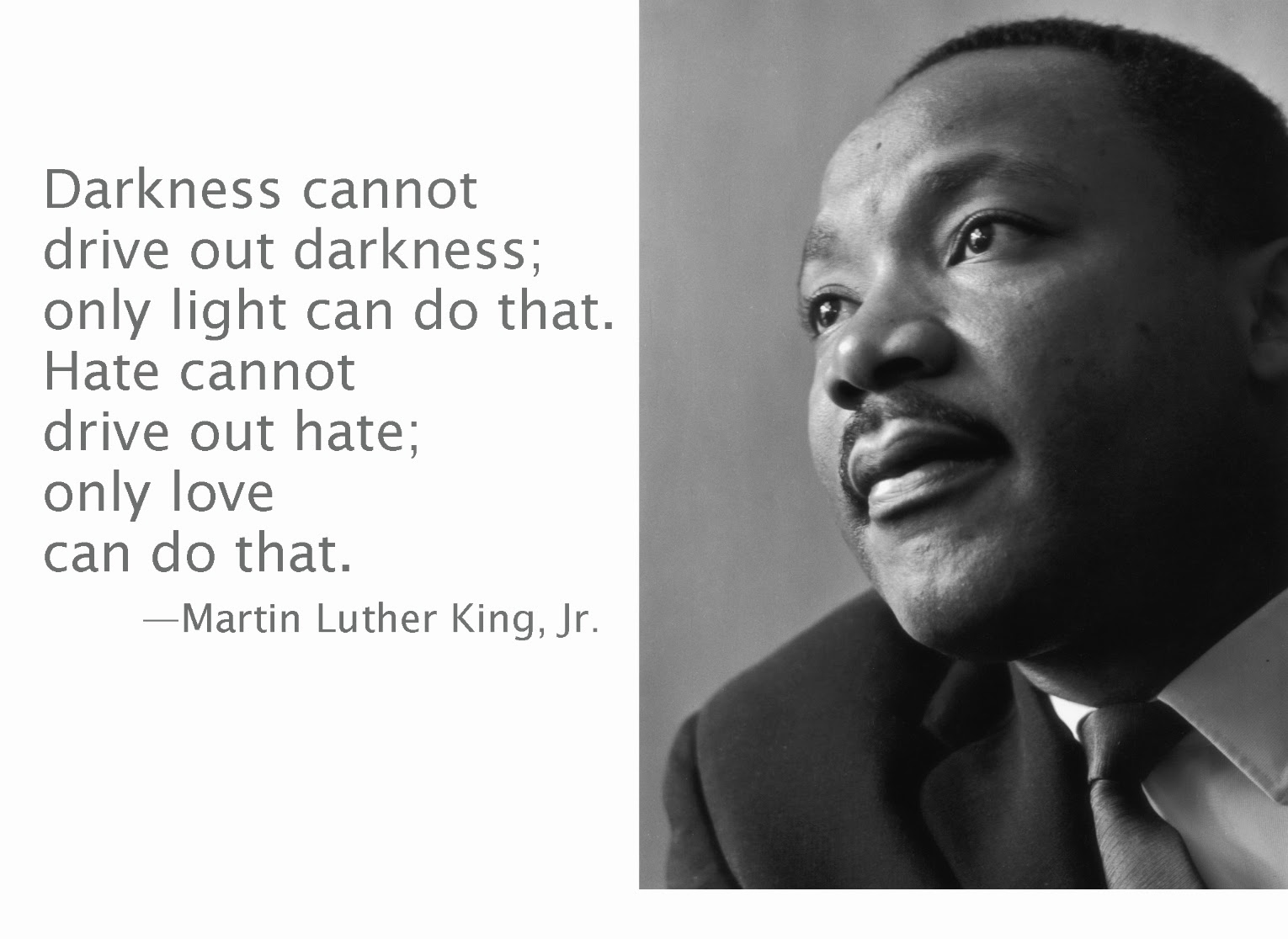 Martin Luther King Love Quotes Juanbook Current Events Martin Luther King Jrday