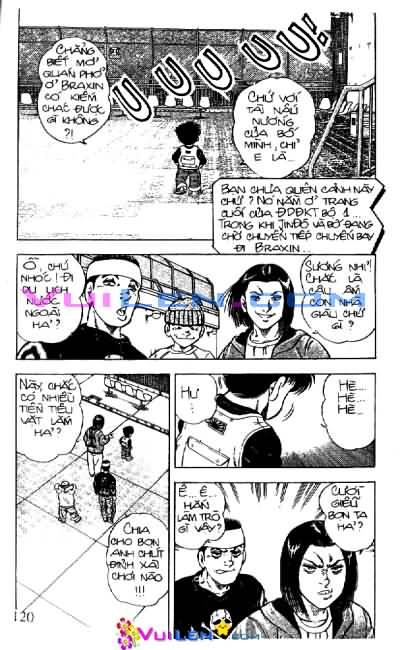 Jindodinho - Đường Dẫn Đến Khung Thành III  Tập 4 page 120 Congtruyen24h