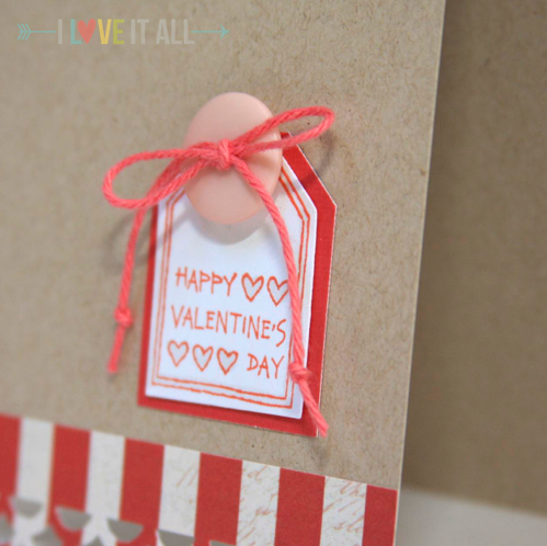 Quick + Simple Valentine's Cards | iloveitallwithmonikawright.com