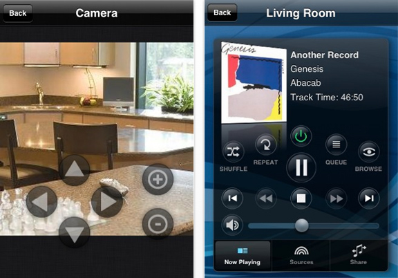 remote-control-iphone-app