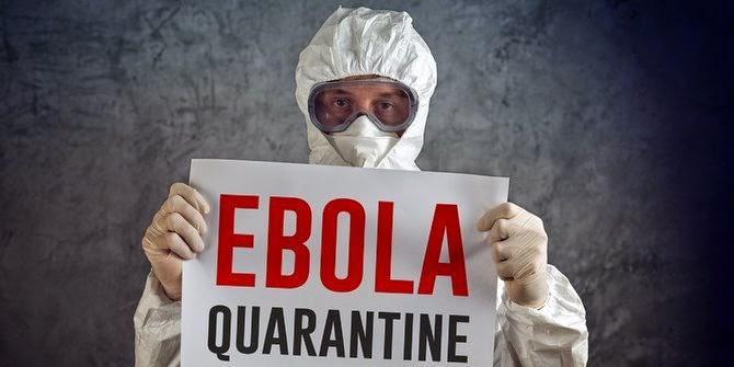 Gawat !Virus Ebola telah bermutasi dan jadi lebih ganas!