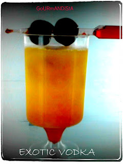image cocktail EXOTIC VODKA