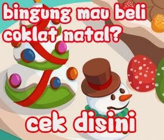 Cokelat Natal