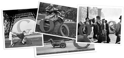 doisneau12 hp GOOGLE DOODLE AND OTHER INFO