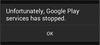 "Cara Mengatasi ""Sayangnya, Google Play telah berhenti"""