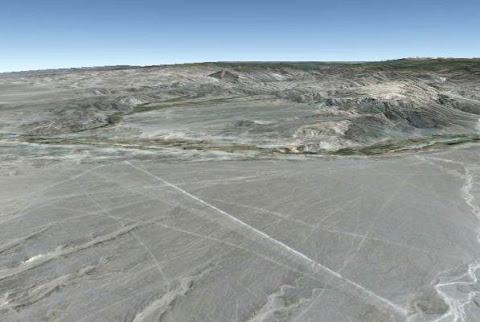 Misteri Garis Nazca di Peru