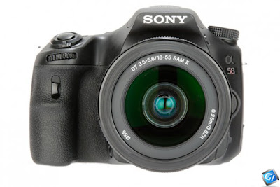 Sony Alpha A58 | DSLR 20MP Camera | Features | Specifications | Price
