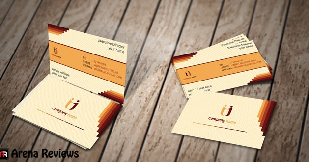 Reviews by Designs: Insurance Business Card
