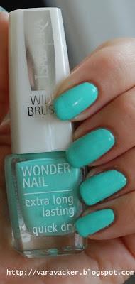 naglar, nails, nagellack, nail polish, isadora, ocean drive