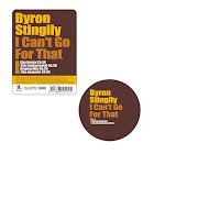 Byron Stingily – I Can\'t Go For That (VLS) (2004)