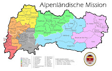 Alpenländische Mission Zones Map