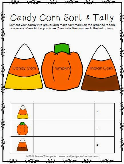 http://www.teacherspayteachers.com/Product/Candy-Corn-Fun-FREEBIE-Sort-Tally-1445061
