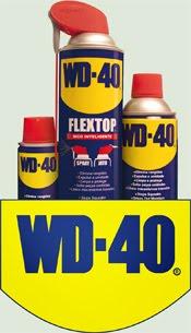 onde usar WD-40 na sua moto
