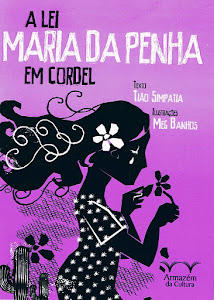 Livro A Lei Maria da Penha em Cordel