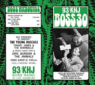 KHJ Boss 30 No. 162 - Johnny Williams