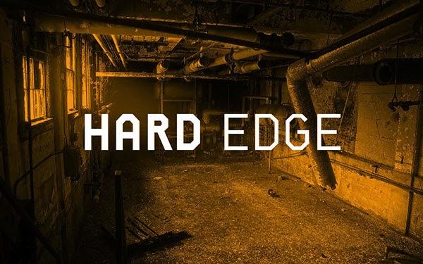 Hard Edge Free Sans Serif Font Download