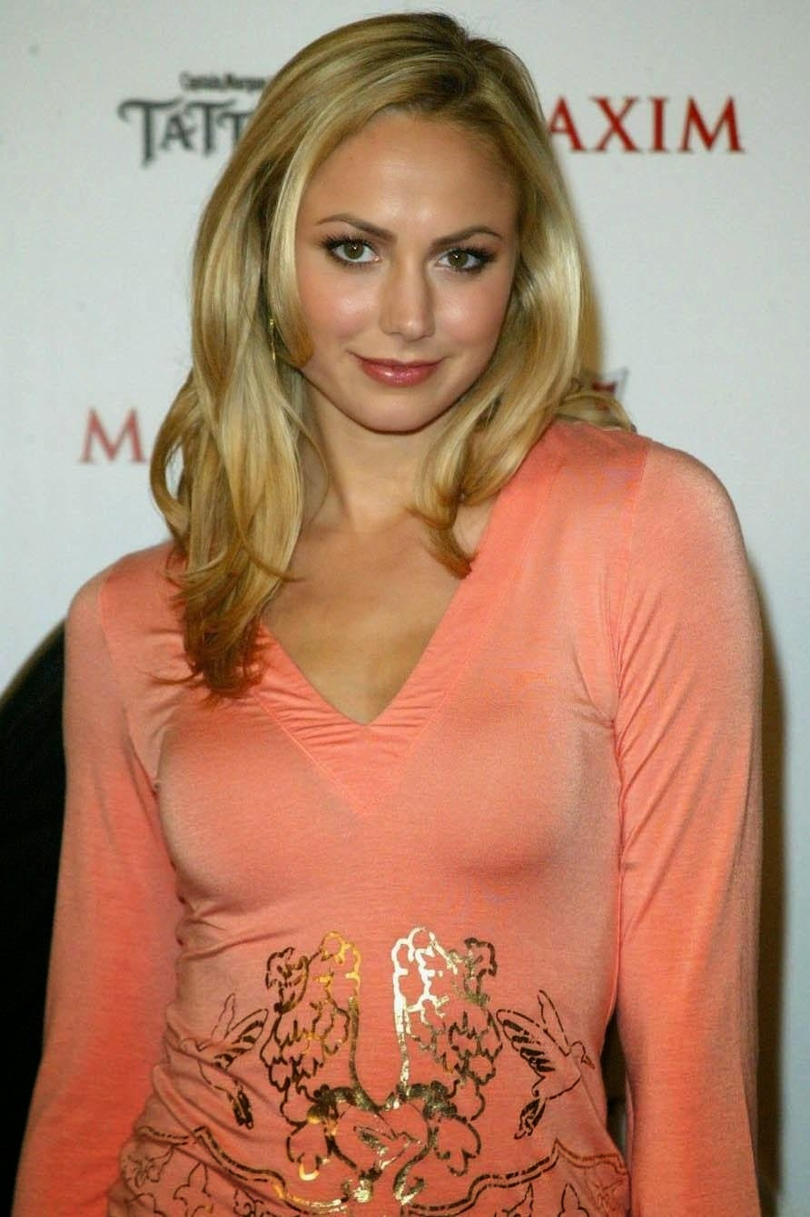 Stacy Keibler - hottest American athlete ranked 1st
