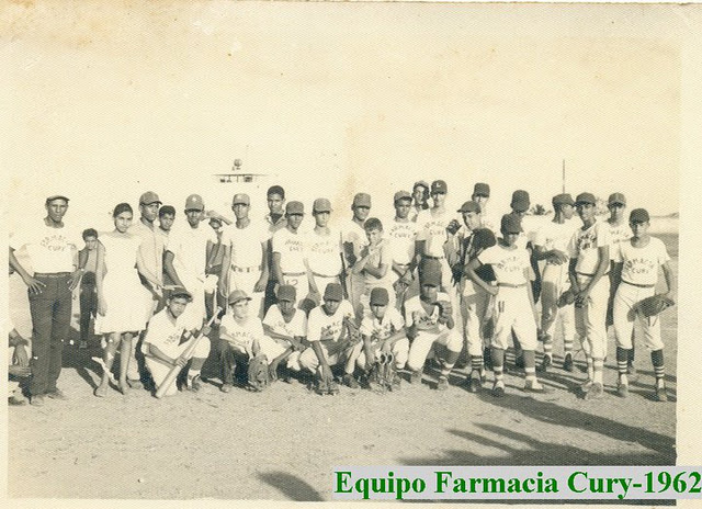 Equipo Farmacia Cury