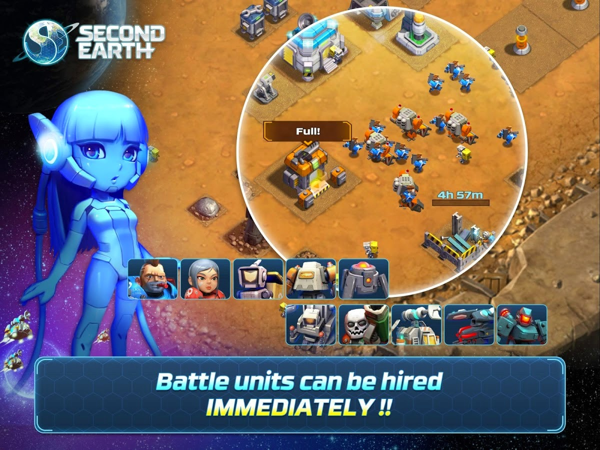 second earth 2 0 4 mod apk unlimited money games arena