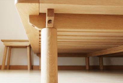 wood bed design