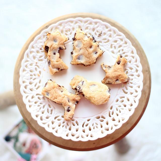 recept chocolade koekjes