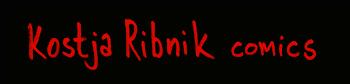 Kostja Ribnik comics