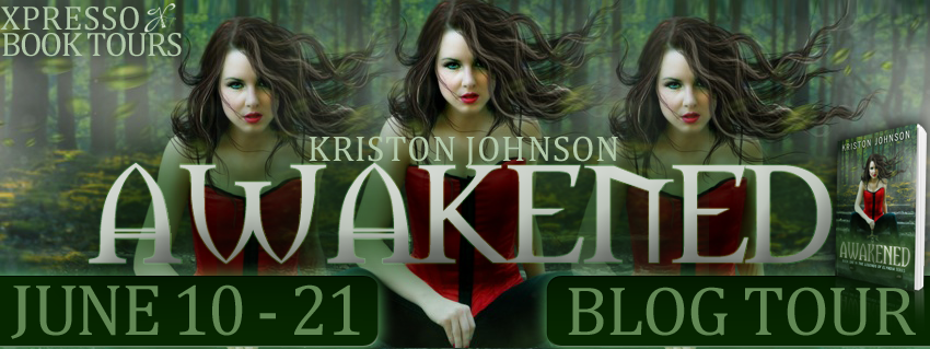{Review+Giveaway} Awakened by Kriston Johnson