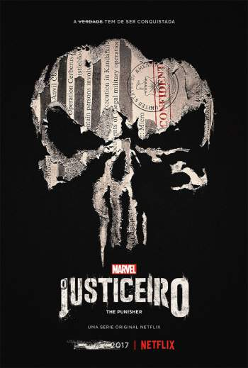 Marvel: O Justiceiro 1ª Temporada Torrent – WEB-DL 720p/1080p Dual Áudio