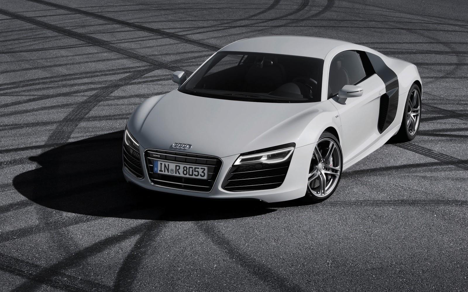 Modern Cars - Audi high end model